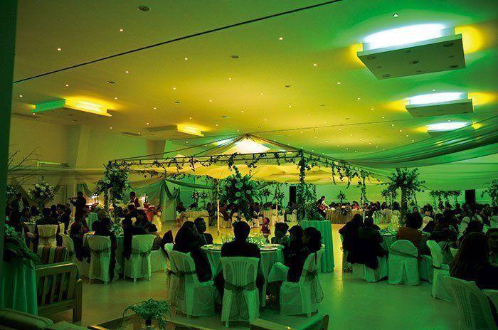 Centro de convenciones Monte Selva