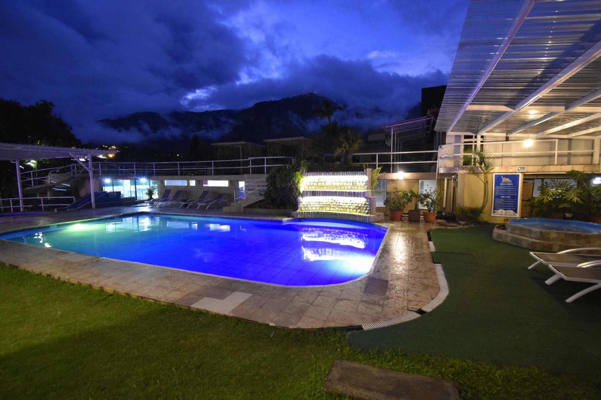 Instalaciones Hostería Monte Selva
